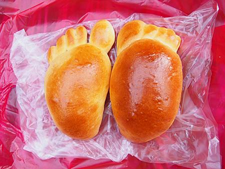 龍馬の足跡パン