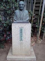 葛飾北斎像