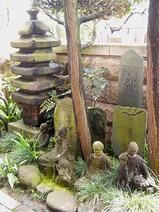 長安寺の板碑
