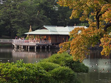 中島の茶屋