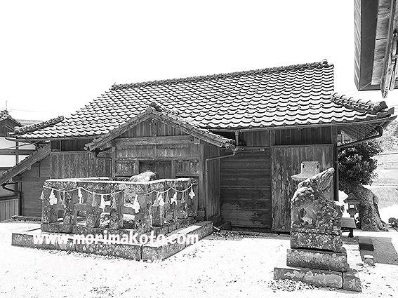 190513宍道神社石宮2