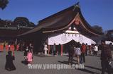 津島神社拝殿