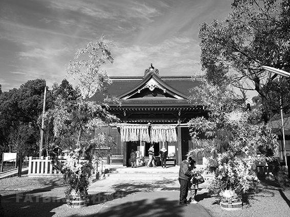 170107比奈守神社(手力雄)4