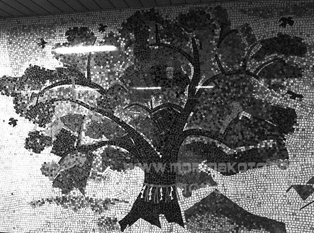 141130名古屋駅壁画