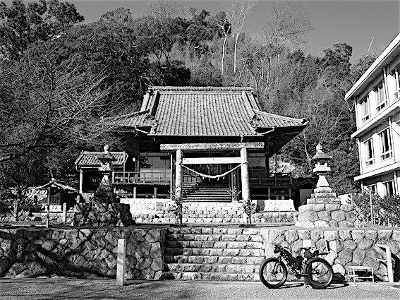 190114大セチ神社四柱1