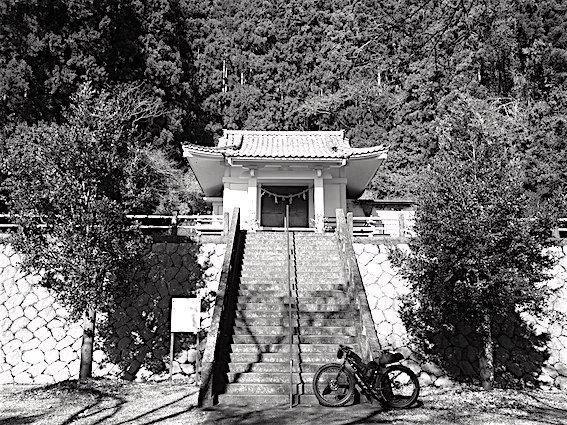 190114大セチ神社三岳1