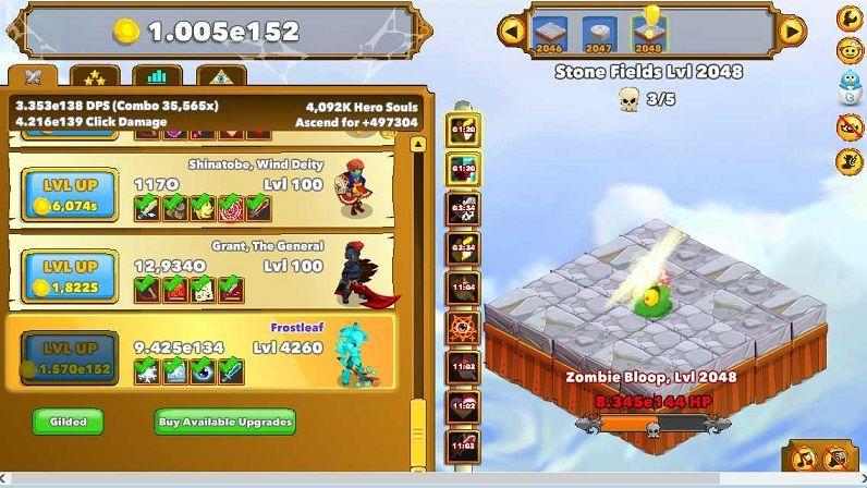Clicker heroes 1 6 2600f