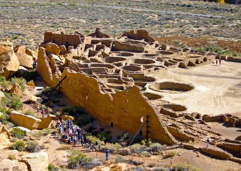 Công viên lịch sử quốc gia văn hóa Chaco, New Mexico