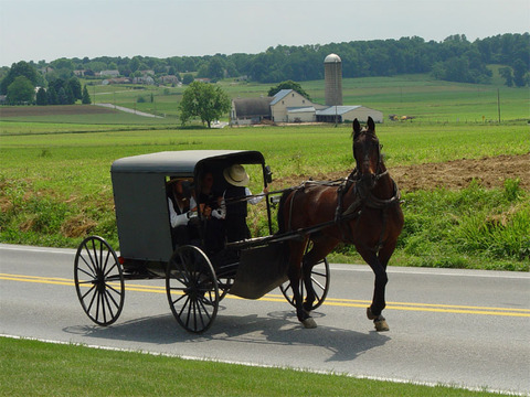 Amish Lancaster Pennsylvania