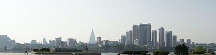 ピョンヤン市内