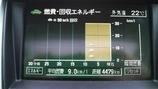 harrier fuel consumption
