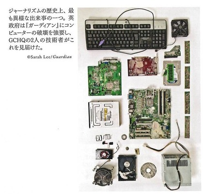 SnowdenPC parts