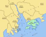 珠江デルタ