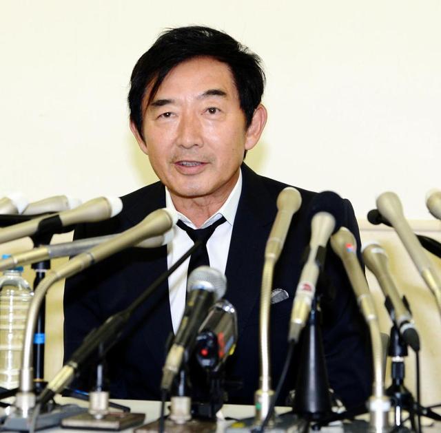 石田純一「野党統一候補になるなら都知事選立候補する」