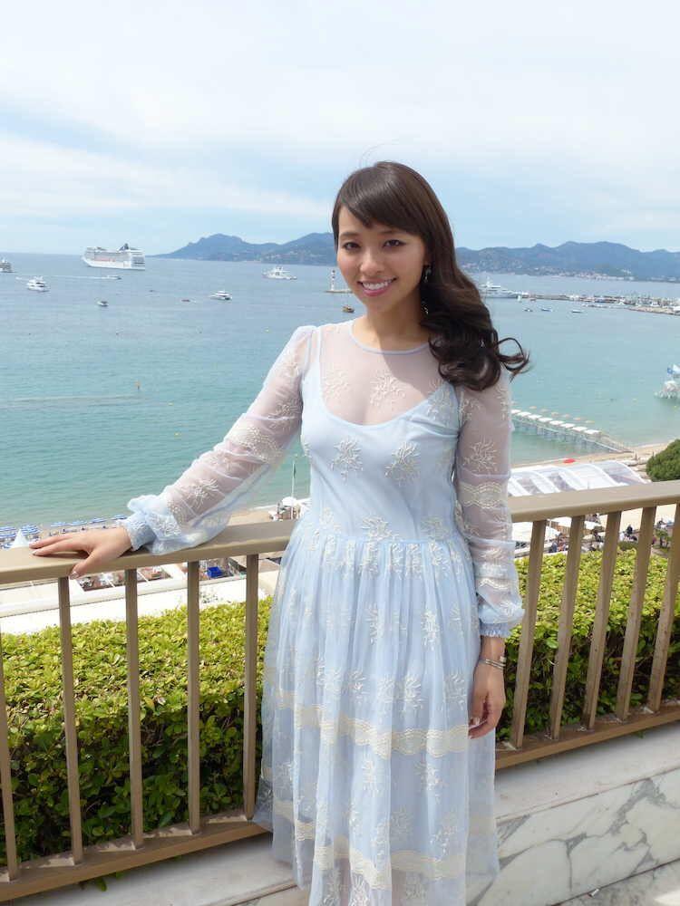 水崎綾女、カンヌから世界へ 遅咲き28歳「実感湧かない」