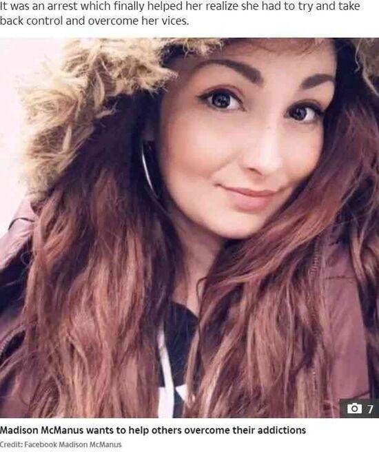 15歳で薬物中毒、過剰摂取19回、ホームレス6年、28歳女性の衝撃ビフォーアフター・・・(画像あり)