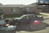 Google Mapsのストリートビューがとらえた謎の写真