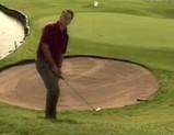 ゴルフで真後ろに打つ不思議ショット