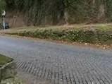 ポルトガルにある反重力の坂