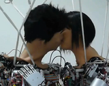 kissが上手いヒューマノイド・ロボット