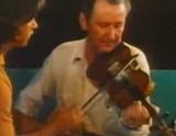 一台二役 一つのバイオリンで弦楽器と打楽器