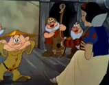白雪姫とダフト・パンクのマッシュアップ「Dwarfed Punk」