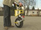 電気一輪車の映像