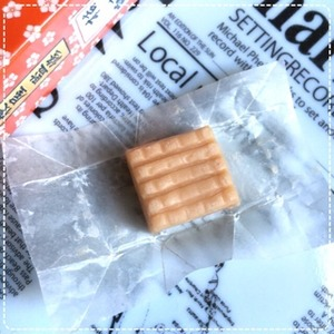 信玄餅キャラメル 口コミ