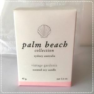 パームビーチ キャンドル
