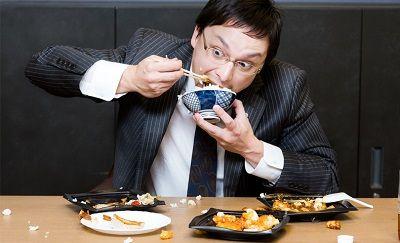 食事をする速さと体型って関係性あるんかな?