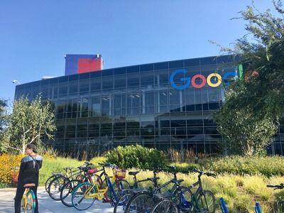 【朗報】Googleの女性社員がコチラwww