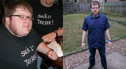 【画像あり】ダンスダンスレボリューションで57キロのダイエットに成功した男性をご覧ください←