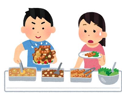 【理解不能】アホ「食べ放題…!限界まで食べて元取るぞぉ…!オエップ…ッ」←なんで楽しい食事を放棄してまで店にダメージ与えようとしてるの?