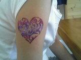 tribal-heart