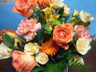 09北村善三さんのお花