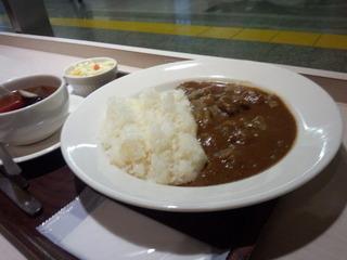 13.01ジビエカレーin東京駅
