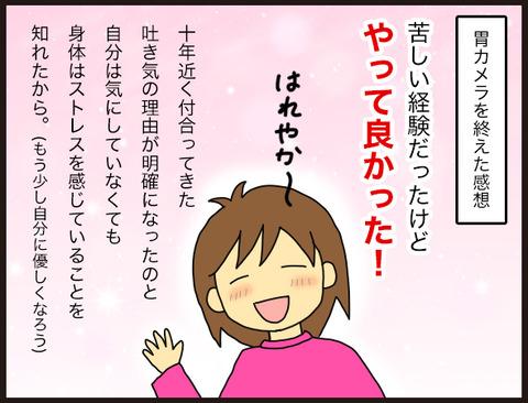 初めての胃カメラ体験記(結果)6