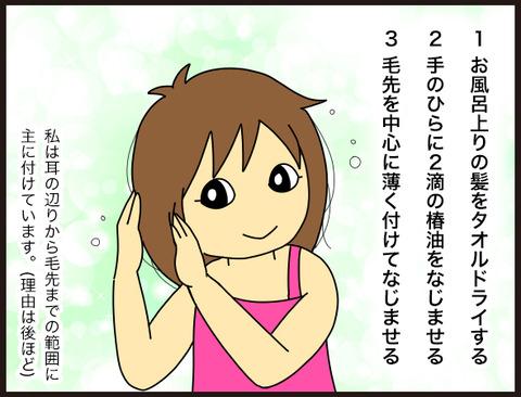【ヘアケア】結局選んだのは、昔からあるコレ!5