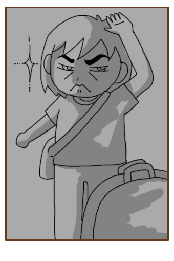 [漫画]ダンナ様は安月給-心の旅へ