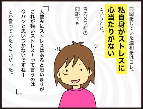 初めての胃カメラ体験記(結果)4