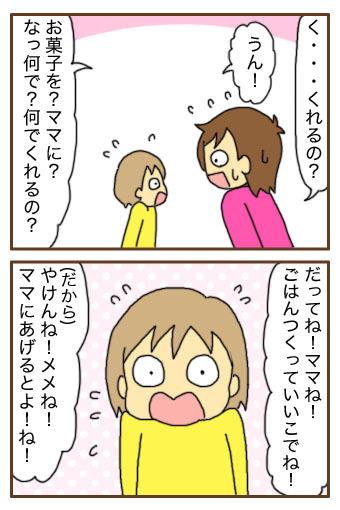 [漫画]ダンナ様は安月給-あげる