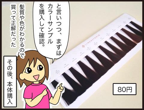 【髪】薄毛に部分ウィッグという選択8