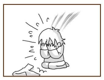 [漫画]ダンナ様は安月給-異変