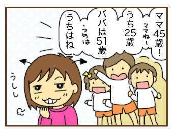 お誕生日会に行く。