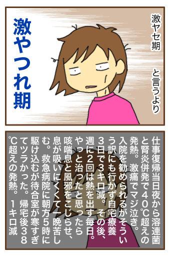 [漫画]ダンナ様は安月給-今ココ!②
