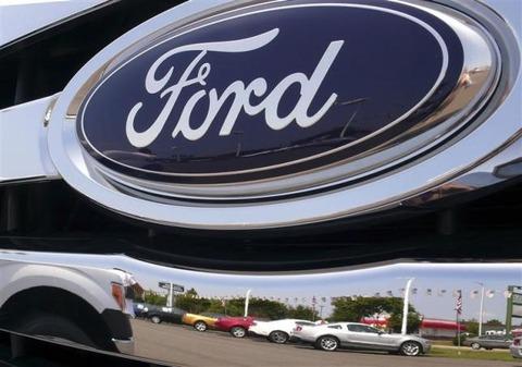 googleとフォードが提携