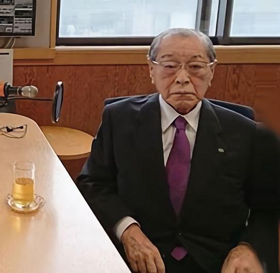 野中広務元官房長官(92歳)