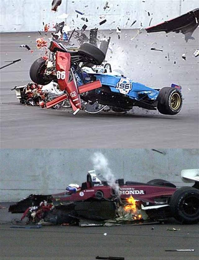 zanardi crash