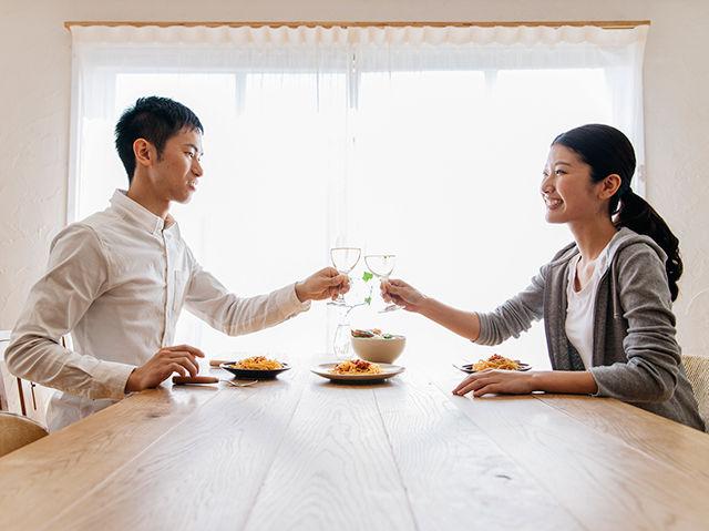 結婚生活が上手くいくかどうかは夫の「穏やかさ」にかかっている!?