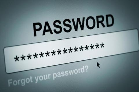 設定してはいけないパスワード